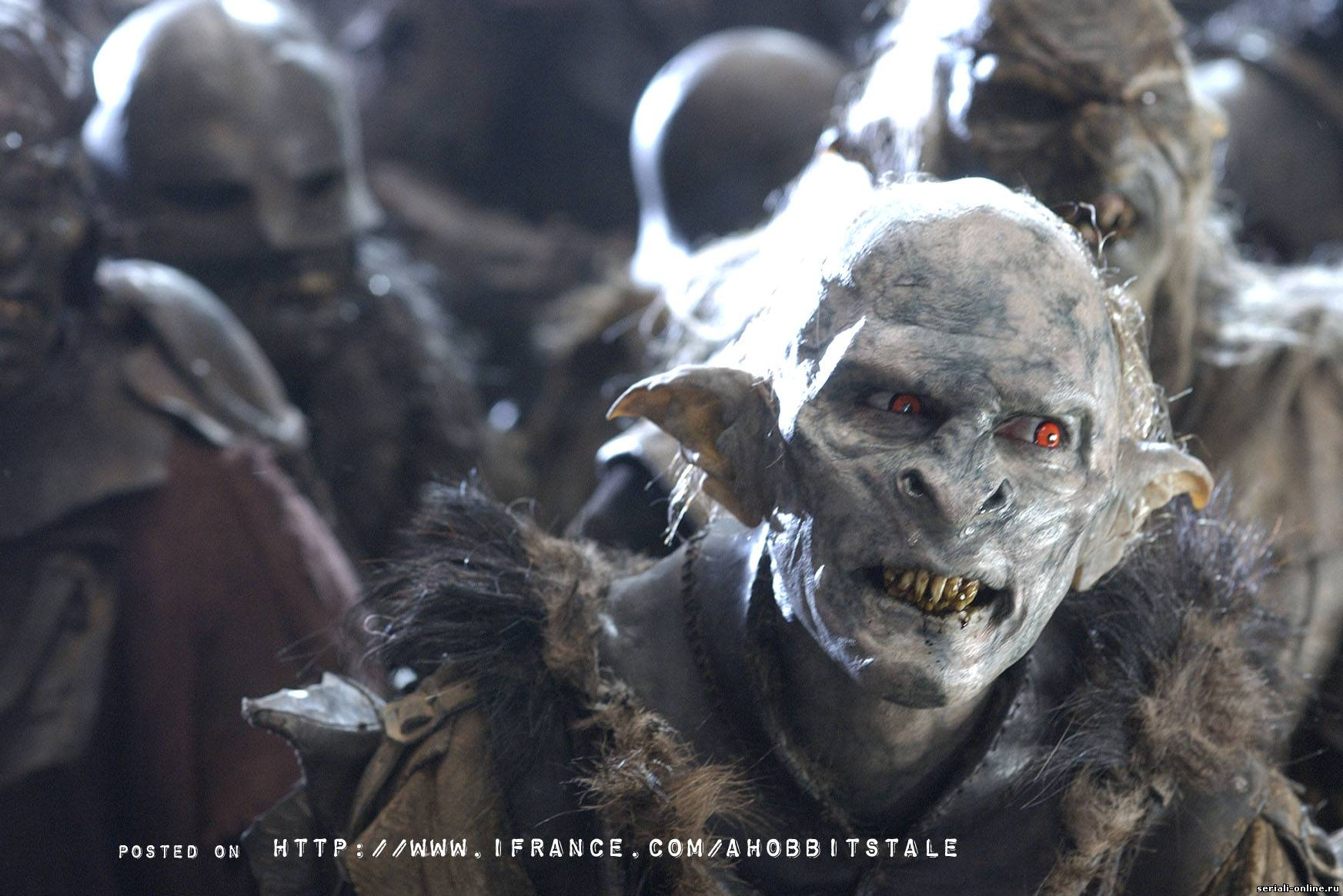 Lord of the rings orc and goblins  nackt movie